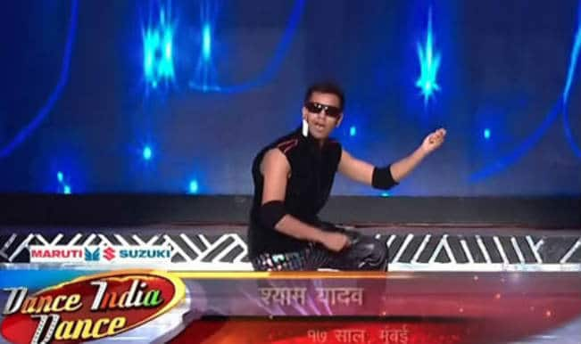 Dance India Dance 4: Shyam Yadav wins the dance reality show