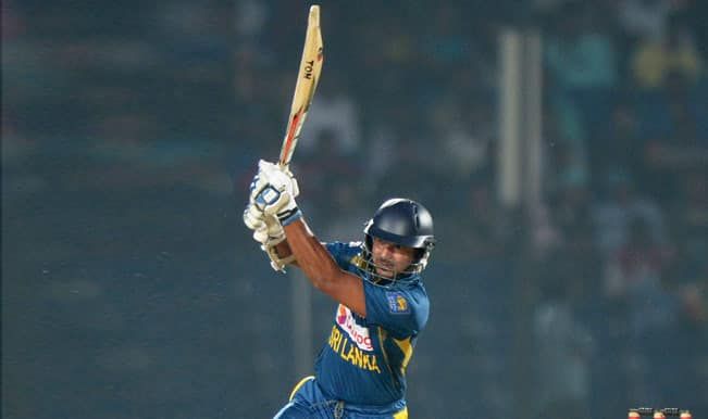Asia Cup: India lose to Sri Lanka as Sangakkara shines