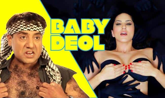 Baby Deol shows off hairy chest in Ragini MMS 2 song parody [watch video]