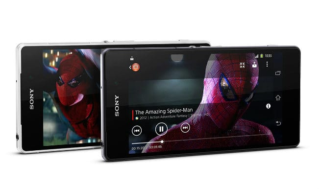 Xperia Z2: Sony's flagship device has arrived with a bang
