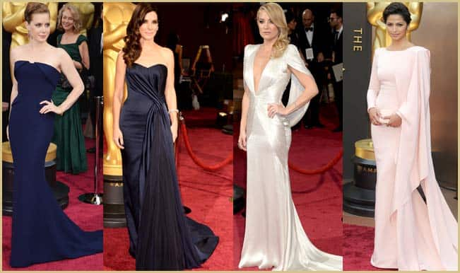 Oscar Awards 2014: Amy Adams, Sandra Bullock, Kate Hudson are the Best Dressed Celebs!