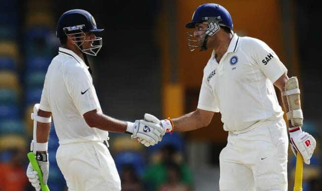 Rahul Dravid's Top 5 Test Partnerships