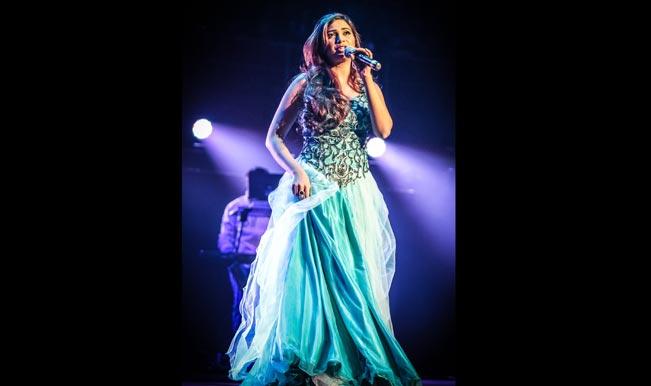 Shreya Ghoshal at At Royal Albert Hall