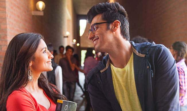 Locha-e-Ulfat song from 2 States has Arjun Kapoor running away from Alia Bhatt