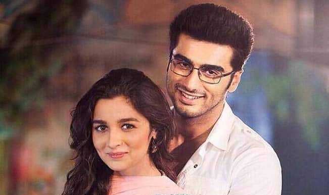 2 States song Mast Magan shows how good Alia Bhatt and Arjun Kapoor look together