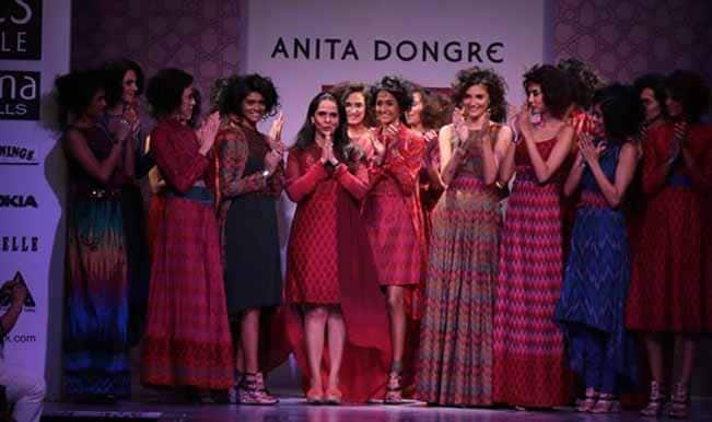 Wills Lifestyle India Fashion Week, Day 5: Silky Spunk to Finale Punk