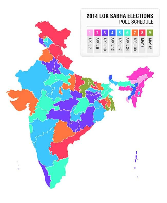 2014-ELECTIONS-Poll-Schedule-MAP