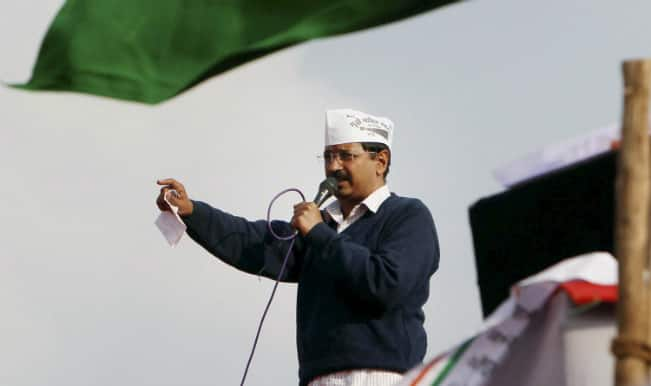 'Modi wave' creation of media: Arvind Kejriwal