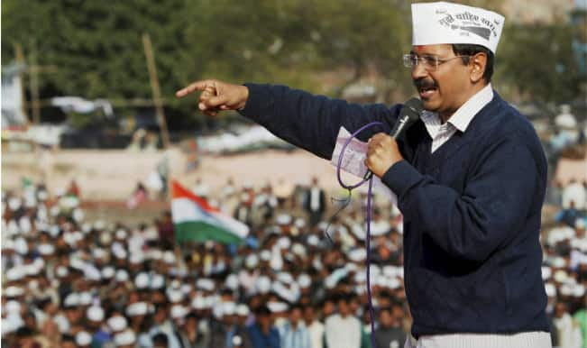 Next govt won't be formed without AAP support: Arvind Kejriwal