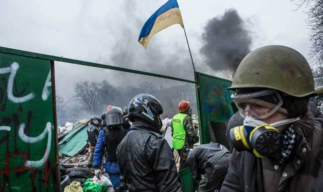 Ukraine seeks peaceful resolution to Crimean crisis
