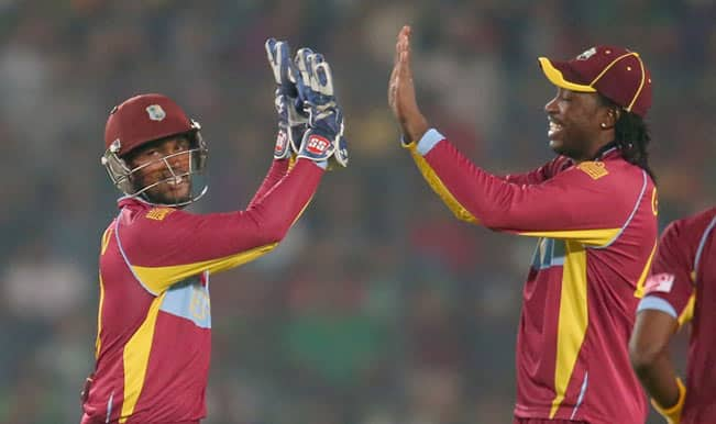 ICC World T20 2014, Bangladesh vs West Indies: Badree and Santokie boost Windies to a comfortable win