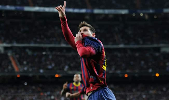 Barcelona beat Real Madrid 4-3 through Lionel Messi's hat-trick
