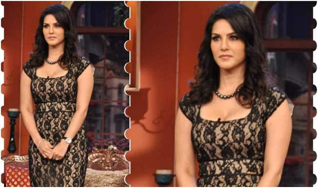 Sunny Leone on Colors' Comedy Nights with Kapil:
