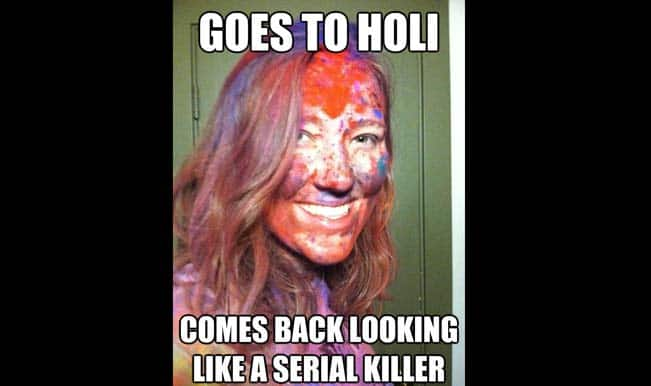 Holi clothes