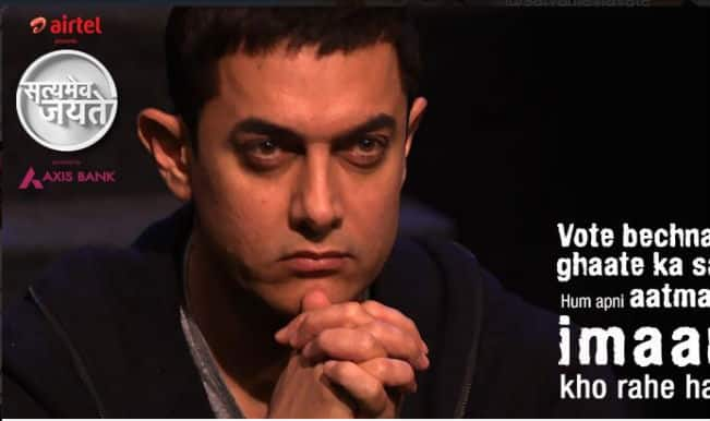 Satyamev Jayate 2 last episode: Aamir Khan's insight into the political scenario before Lok Sabha Polls