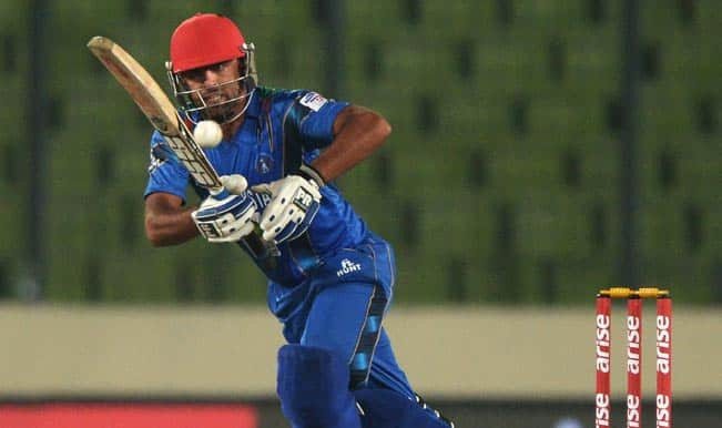 ... Asia-Cup-one-day-cricket-tournament-between-Sri-Lanka-and-Afghanistan