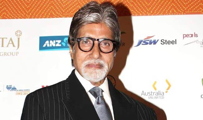 Amitabh Bachchan to collect funds for Swades Foundation