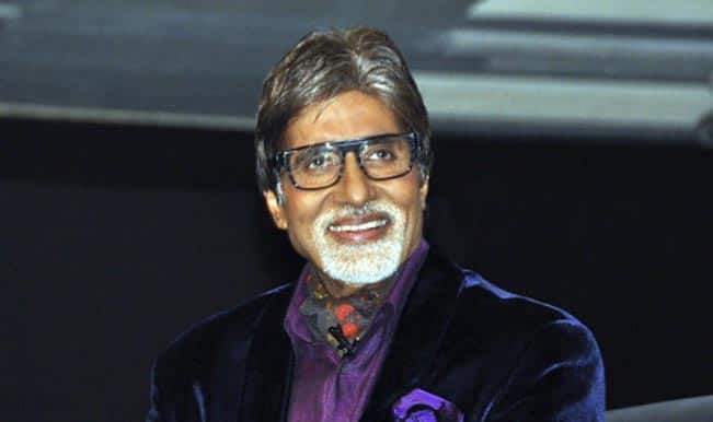 Amitabh Bachchan receives 'Global Icon of the Year' award