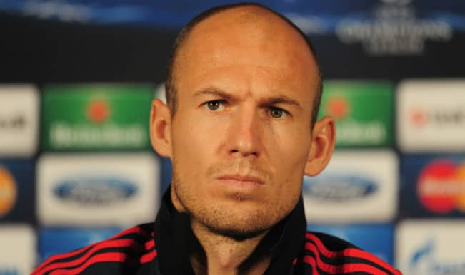 Arjen Robben calls Arsenal boss Arsene Wenger a 'bad loser' following 'diver' jibe