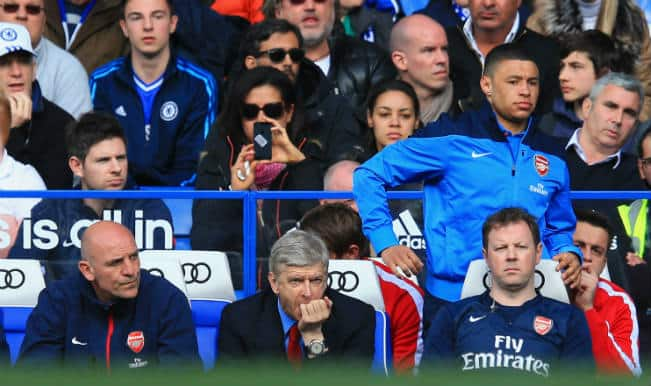 Arsene Wenger tags Arsenal's humiliating Chelsea loss an 'accident'
