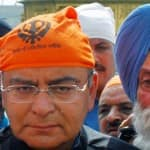Arun Jaitley's Amritsar tour starts with minor balloon blasts