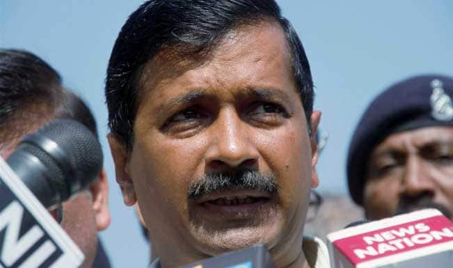 Congress using Kejriwal as a weapon against Modi: BJP