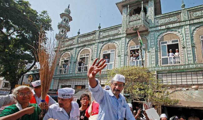 Arvind Kejriwal's Mumbai Rally: 'Dramebaaz' attacks Congress and BJP