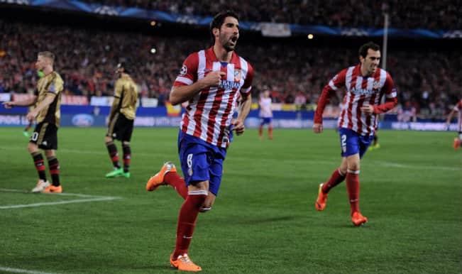 Atletico Madrid thrash AC Milan 4-1 to reach quarter-finals of Champions League after 17 years