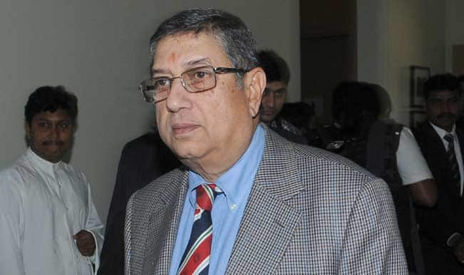BCCI chief N Srinivasan undergoes cataract surgery amidst mounting pressure to quit