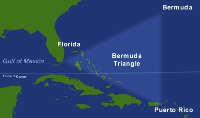Alien Spaceship in Bermuda Triangle, Says Discovery Channel Treasure Hunter