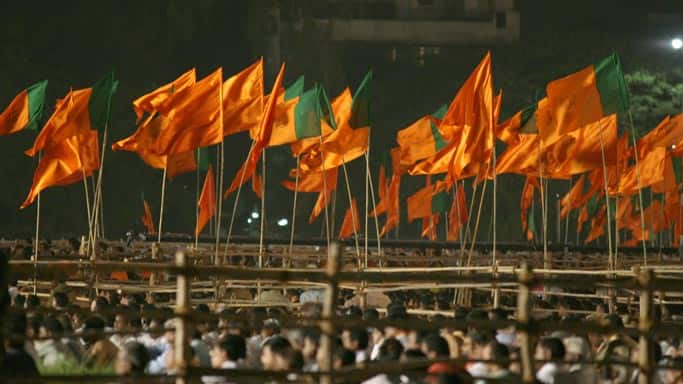 Shiv Sena fields most with criminal past for polls: ADR