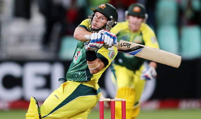ICC World Twenty20 2014: Australia Cricket Team's strengths and weaknesses