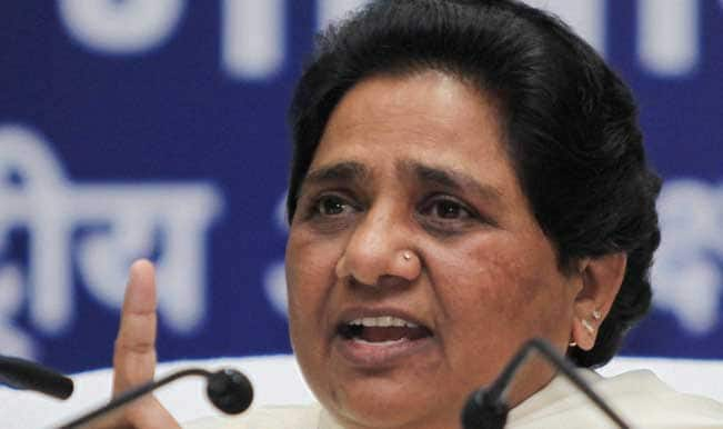 Mayawati says India would be 'forever gripped' of Godhra riots if Narendra Modi comes to power