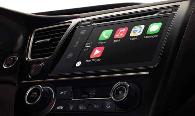 Apple announces CarPlay which brings 'iOS in the car'