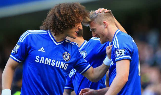 English Premier League Results: Chelsea shames Arsenal 6-0 on Arsene Wenger's 1,000th game