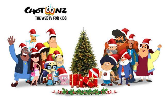Chotoonz Web TV Shows
