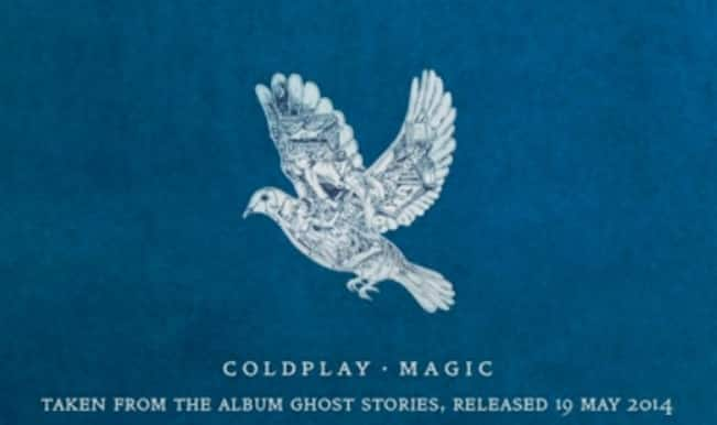 Coldplay new album Ghost Stories: Magic