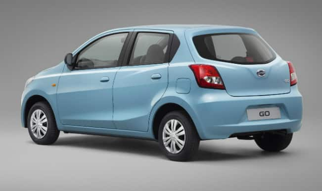 Nissan launches entry-level hatchback Datsun GO
