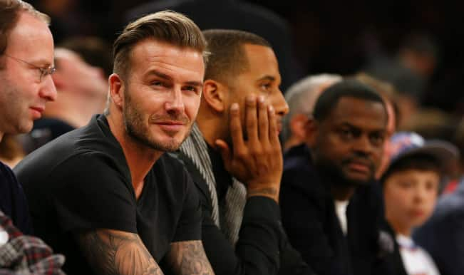 David Beckham worth one thousandth more than average person from UK
