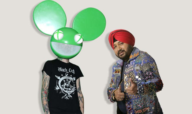 Deadmau5 and Daler Mehndi go on a Coffee Run: Watch the video