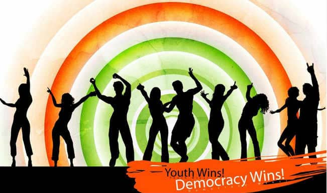 Lok Sabha Elections 2014: Delhi youth routes for party providing jobs, safety for women