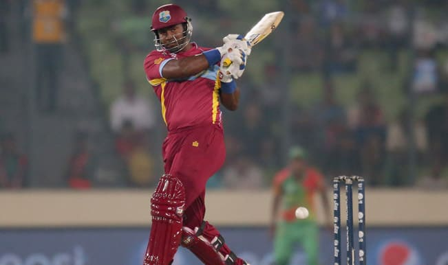 ICC World T20 2014: Blistering Dwayne Smith powers West Indies to 171/7 against Bangladesh