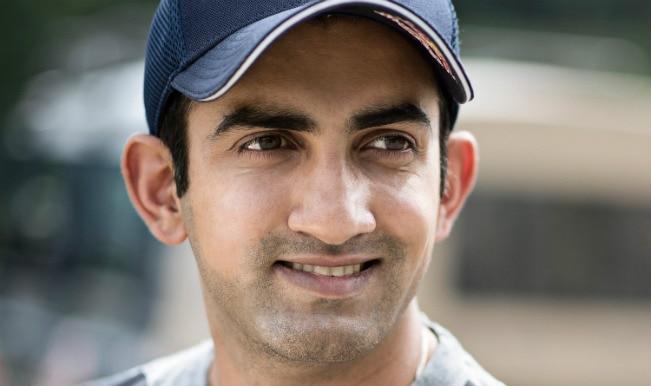 I don't play IPL for making personal comeback: Gambhir