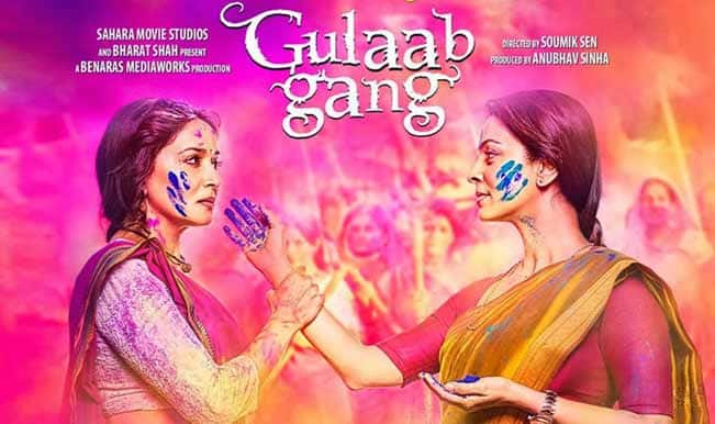 Gulaab Gang movie review: Juhi Chawla delivers a gem of a performance