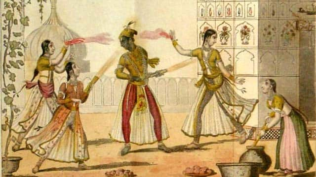 Holi: The legends behind the festival of colors