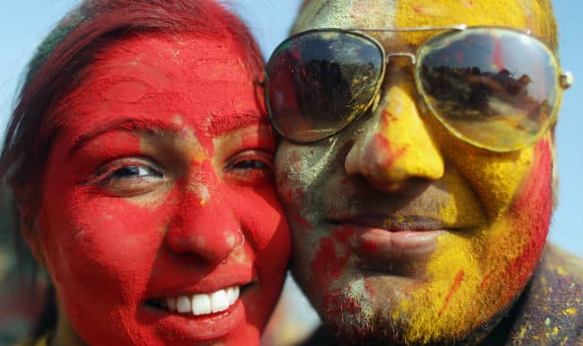 Save your skin from damage this Holi
