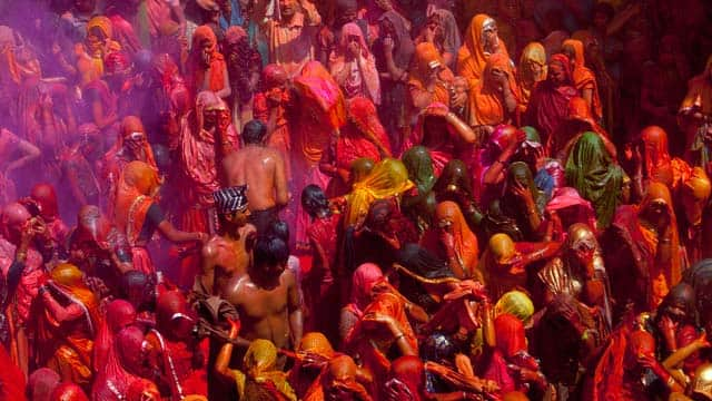 Holi – As diverse as Holi colours