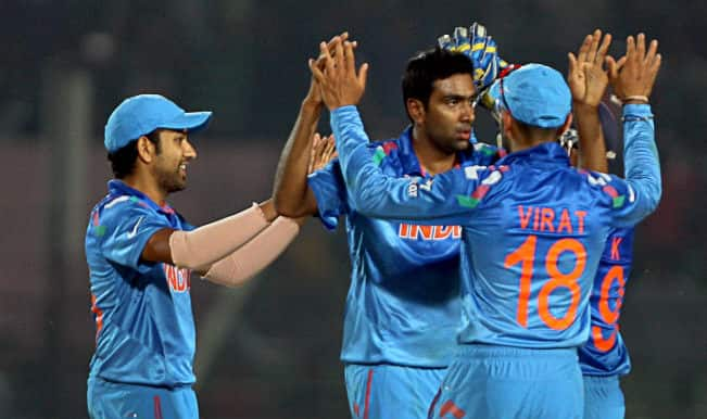 India vs Afghanistan Live Cricket Score Asia Cup 2014: Ninth ODI match at Mirpur, Bangladesh