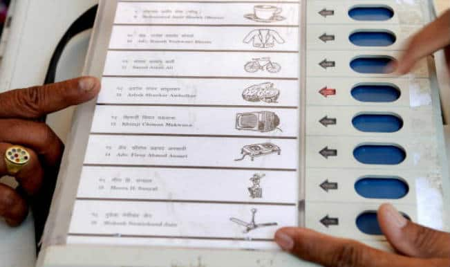 Lok Sabha Elections 2014: Printing device for EVMs in Bangalore South