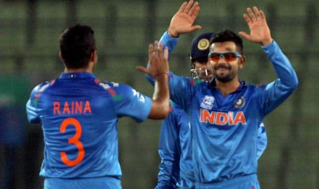 ICC World T20 2014, India vs Pakistan Match Preview: India looks to maintain perfect record against Pakistan in World Cups